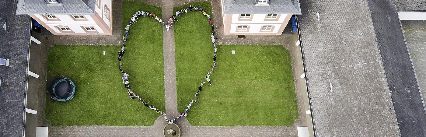 Schule mit Herz