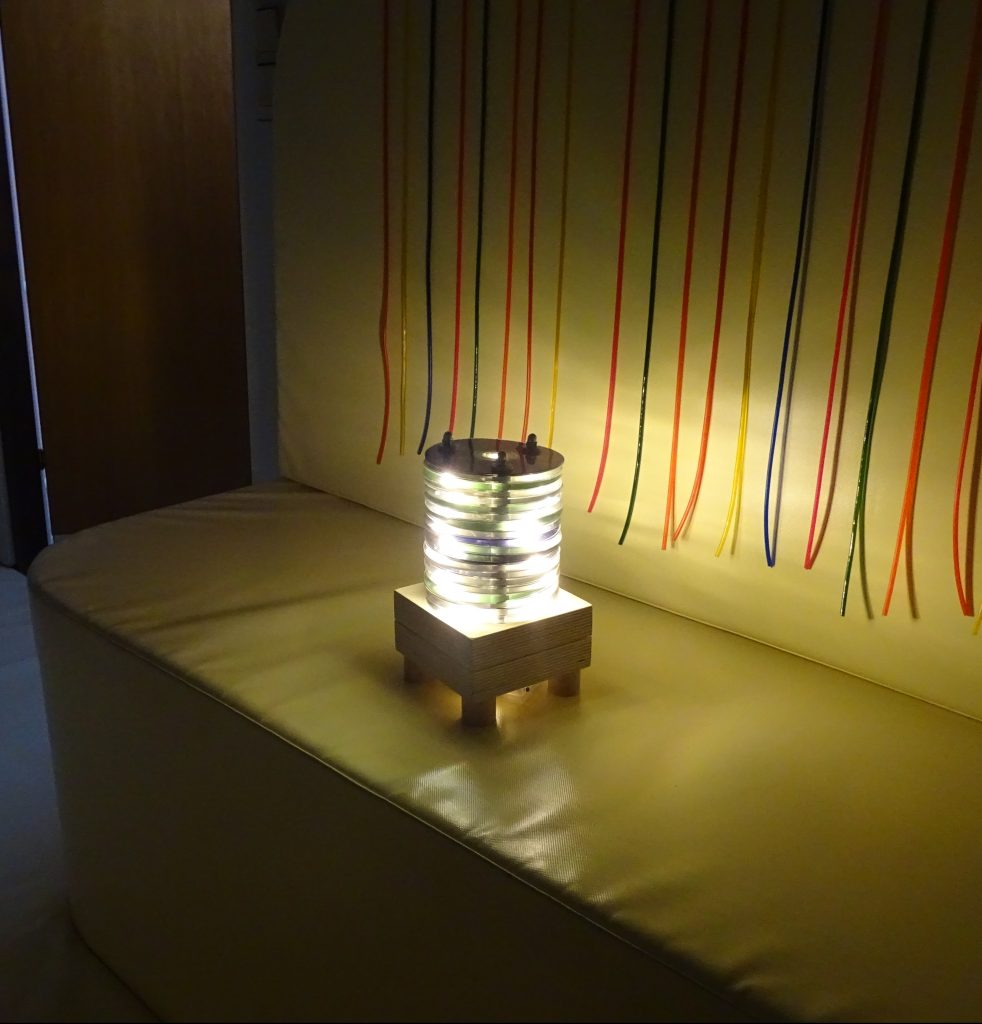 Wir Bauen Lampen Aus Alten Cds St Martin Schule